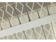 Pannelli per controsoffitto in acciaio RAGNATELA - GATTI PRECORVI