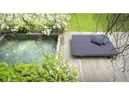 Stackable folding garden daybed RAMS - Paola Lenti