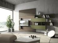 Storage wall REBEL R_01 - Fimar