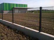 Welded mesh fence RECINTHA® 202 - NUOVA DEFIM