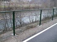 Welded mesh fence RECINTHA® P.G. - NUOVA DEFIM