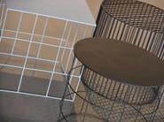 Low square coffee table RETON | Square coffee table - Atipico