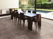 Glazed stoneware flooring RIABITA IL COTTO   Flooring - Serenissima