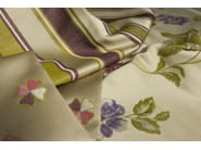 Washable fabric with floral pattern RIALTO - FRIGERIO MILANO DESIGN