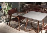 Cement garden table RIMINI | Table - BAXTER