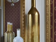 Portacandele in vetro riciclato RIOJA GOLD - Pols Potten