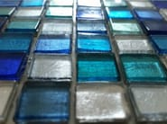 Glass mosaic RIVER SERIES - Brecci by Eidos Glass