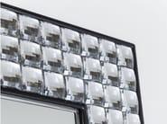 Freestanding rectangular framed mirror ROCKSTAR 178 x 60 - KARE-DESIGN