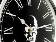 Wall-mounted steel clock ROCKSTAR | Wall-mounted clock - KARE-DESIGN