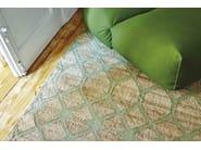 Rectangular rug with geometric shapes RODAS - GAN By Gandia Blasco