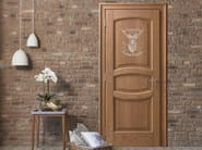 Hinged wooden door RODI - Bertolotto Porte