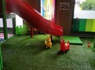 Area gioco per bimbi