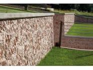 Natural stone finish ROSA | Natural stone wall tiles - B&B