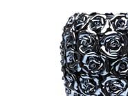 Porcelain stoneware vase ROSE MULTI BIG - KARE-DESIGN