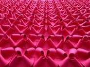 Wool felt decorative acoustical panels ROSETTE | Wool felt decorative acoustical panels - Anne Kyyrö Quinn