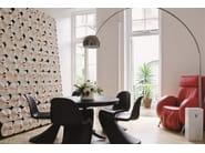Felt decorative acoustical panels ROSETTE 2TONE | Felt decorative acoustical panels - Anne Kyyrö Quinn