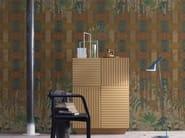 Motif panoramic wallpaper ROUSSEAU - Inkiostro Bianco