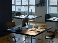 Desk luminaire with converter & gesture control ROXXANE OFFICE - Nimbus Group