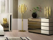 Mirrored glass dresser ROYAL | Dresser - Formitalia Group