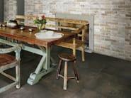 Anti-slip indoor/outdoor wall/floor tiles RUST - Ceramica Rondine