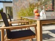 Tavolo da giardino SAFARI | Tavolo - solpuri