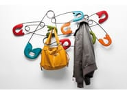 Wall-mounted coat rack SAFETY CLIP - KARE-DESIGN