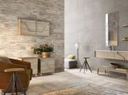 Glazed stoneware flooring with wood effect SAINT TROPEZ | Flooring - CIR