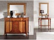 Solid wood sideboard with doors SAMUEL | Sideboard - Arvestyle