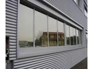 Corrugated and undulated sheet steel SAND18 - SANDRINI METALLI
