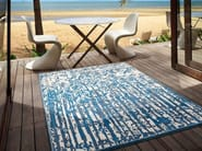 Rectangular silk rug SANTORINI - ITALY DREAM DESIGN - Kallisté