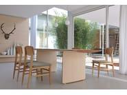 Cherry wood chair SAVINA | Chair - Morelato