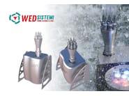 Metal Fountain SCENE CREATOR AIR | Fountain - WED