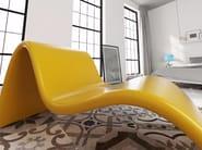 Adamantx® lounge chair SCIALLÀ - ZAD ITALY
