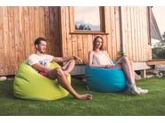 Upholstered bean bag SCUBA XXL - JUMBO BAG