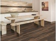 Porcelain stoneware flooring with wood effect SEASON   Flooring - Serenissima