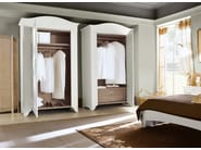 Mirrored wardrobe with 1 door SEGURET | Mirrored wardrobe - Minacciolo