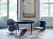 Round dining table SERIES 430 | Dining table - Verpan