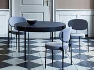 Tavolo da pranzo rotondo SERIES 430 | Tavolo da pranzo - Verpan