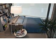 Fabric floor lamp SEXTANS | Floor lamp - Calligaris