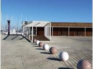 Sphere bollard SFERA - Bellitalia