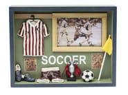Oggetto decorativo da parete SHADOW BOX SOCCER - KARE-DESIGN