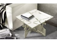 Square MDF coffee table for living room SI-294 | Coffee table - L.A.S.