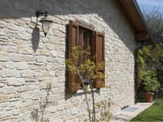 Reconstructed stone wall tiles with stone effect SIERRA NEVADA - BIOPIETRA®