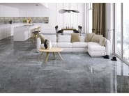Anti-slip anti-static ecological wall/floor tiles SIGHT ANTHRACITE - CERAMICHE KEOPE
