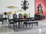 Polyurethane chair with armrests SILLY GIOVANNA - POLaRT