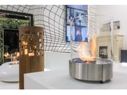 Bioethanol table-top fireplace SIMPLE COMMERCE - Planika