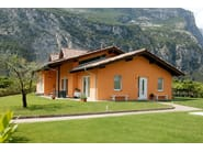 Casa prefabbricata in legno SINGOLA - Spazio Positivo by Rensch-Haus