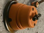 Ceramic electrical socket SIRIO   Electrical socket - Aldo Bernardi