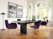 Rectangular wooden dining table SK04 - Janua