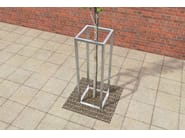Stainless steel tree guard SKOP | Tree guard - Factory Street Furniture
